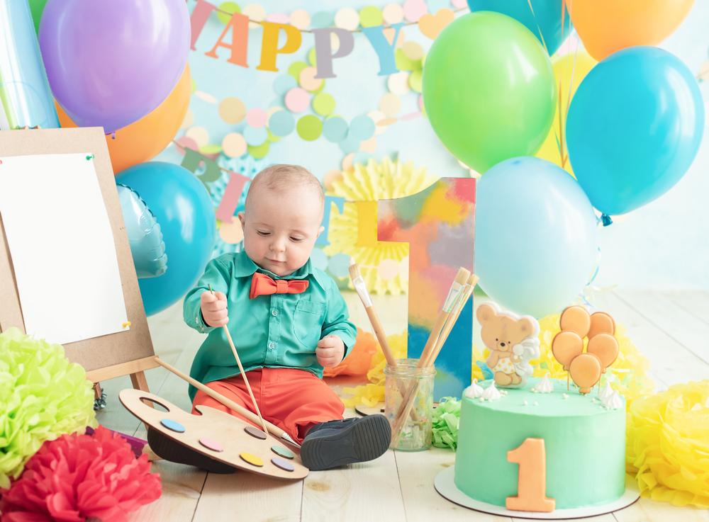 Блюдо день рождение ребенка 3 года