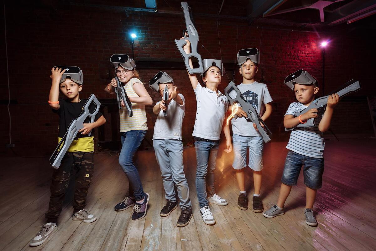vr клубы в москве для детей
